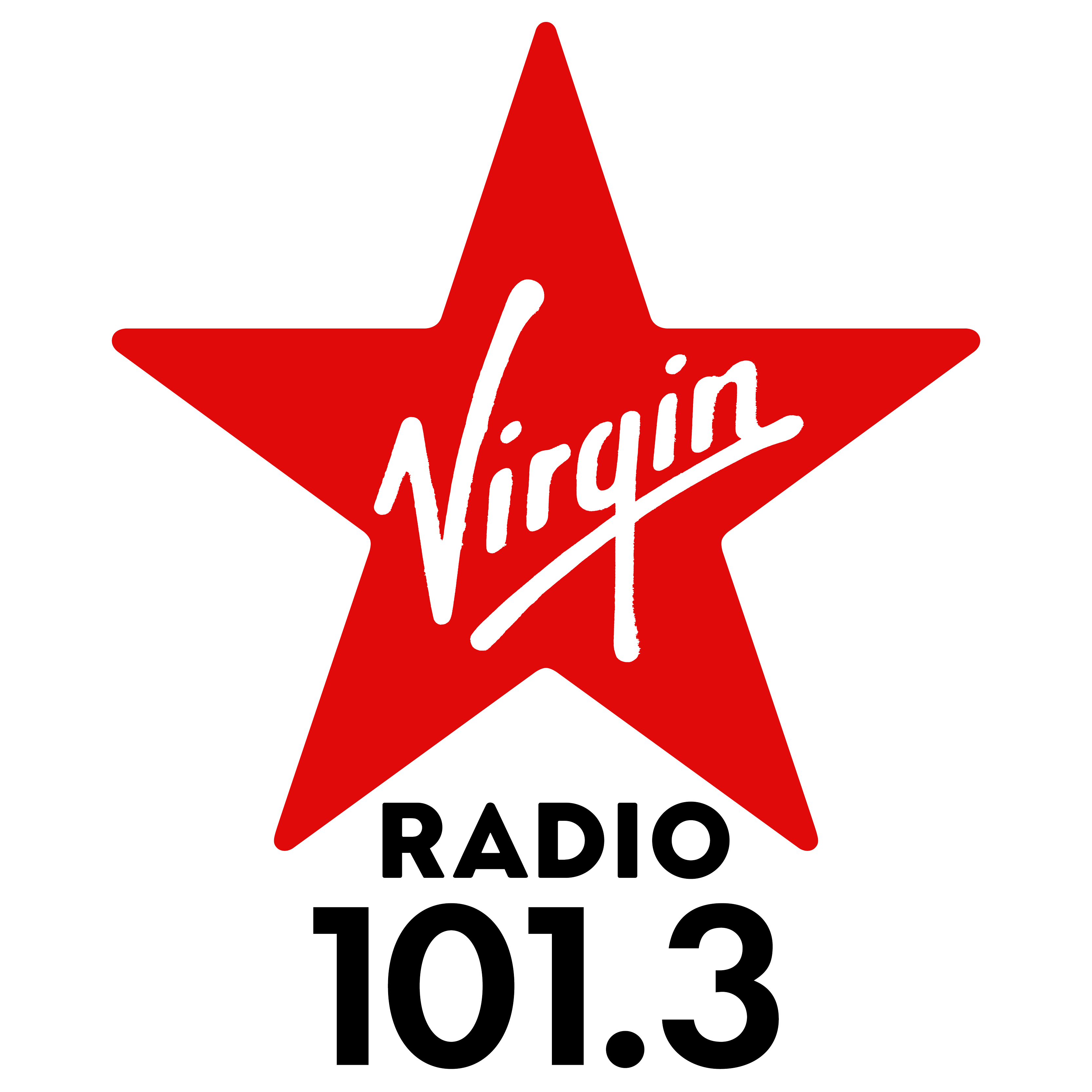 Virgin Radio 101.3 logo
