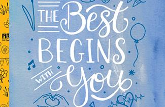 The Best Begins With You Annual Report Cover