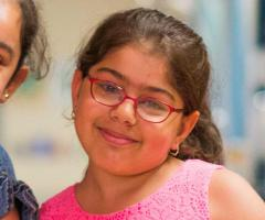 Viyan and Zeen Ali, IWK Patients