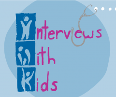 Interviews with Kids logo